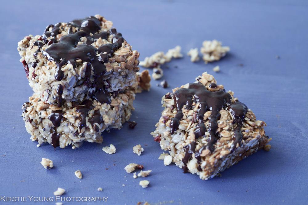Seeded Granola Bake-0791